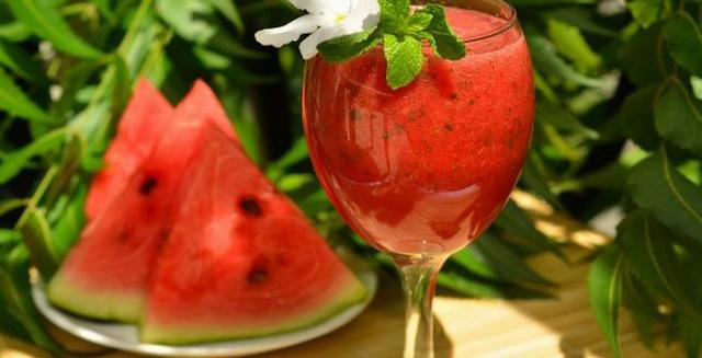 những lưu ý khi ăn dưa hấu